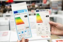 étiquettes énergétiques de l'union européenne