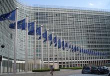 Batiment de la Commission européenne à Bruxelles